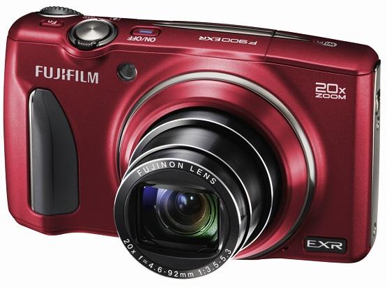 Fujifilm Corporation объявила появление новой цифровой камеры FinePix F900EXR