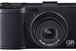 Ricoh GR Digital 4 – компактная цифровая камера