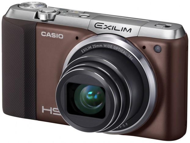 Casio Computer объявила о скором выпуске в России двух новых скоростных камер Exilim — EX-ZR700 и EX-ZR400