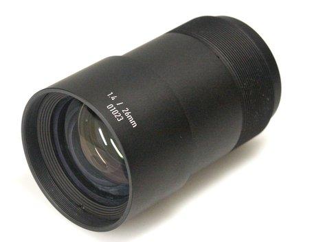 Ibe Optics представила объектив 26 мм f/1.4 для MFT