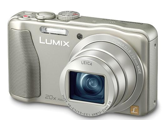 Обзор Panasonic Lumix DMC-TZ35