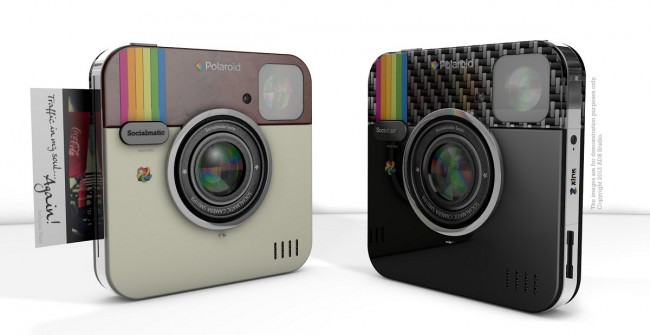 Компания Socialmatic объявила о заключении соглашения с  C&A Licensingна производство интересного концепта камеры