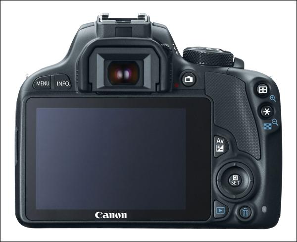 Компания Canon только что анонсировала зеркальный фотоаппарат EOS Rebel SL1
