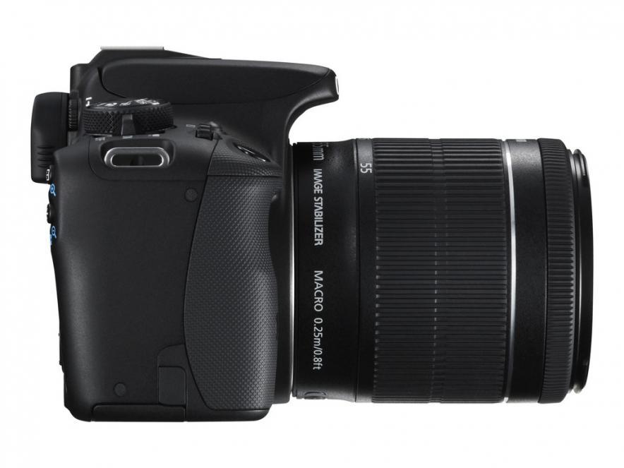 Сегодня компания Canon представила две новых зеркальных камеры, которые ориентированы на любителей — Canon EOS 100D и Canon EOS 700D