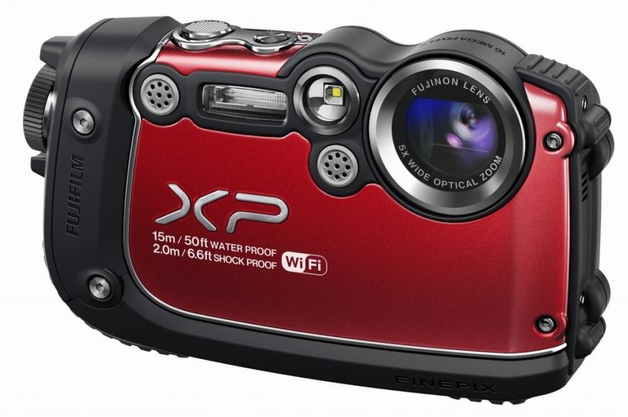 Компания Fujifilm анонсировала две интересные компактные фотокамеры — суперзум FinePix S8400W и камеру для экстремалов FinePix XP200