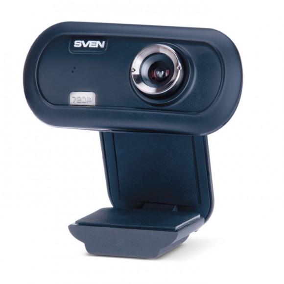 Компания SVEN представила новую бюджетную модель веб-камеры со встроенным микрофоном IC-950 HD