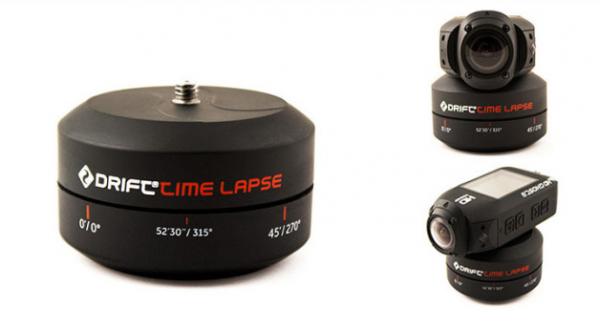 Компания Drift Innovation представили новый продукт Drift TimeLapse