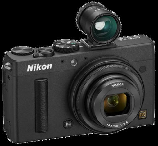 Компания Nikon представила необычную компактную фотокамеру Nikon Coolpix A