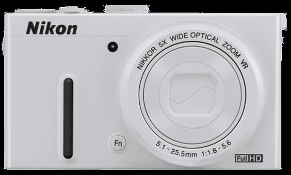 Фотокамера Nikon Coolpix P330 поддерживает GPS