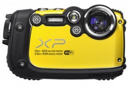 Развивая успех предыдущих моделей, камера FinePix XP200 задает новые стандарты для всепогодных цифровых компактных камер