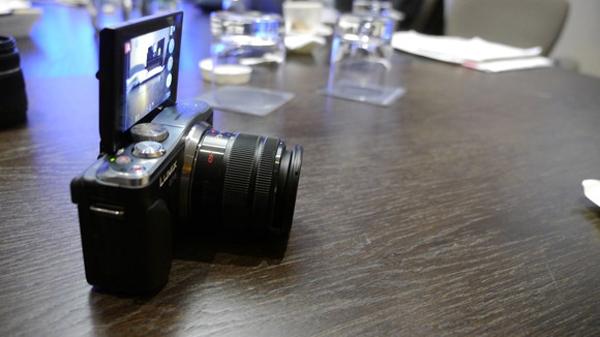 В скором времени ожидается премьера камеры Panasonic Lumix GF6.