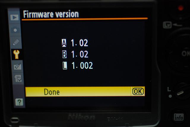 Обновление встроенного ПО коснулось фотокамер Nikon D600, D800, D4, D3s, D3x, D3, D7000 и D3200