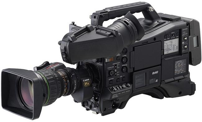 Компания Panasonic представила видеокамеру VariCam третьего поколения