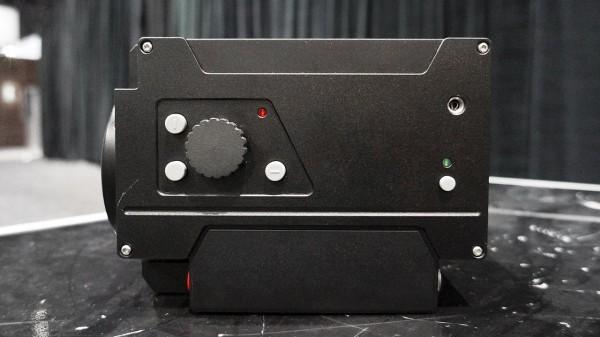 После начала поставок своих первых 4K камер компания Kineraw представила свою новую MINI Kineraw на NAB 2013