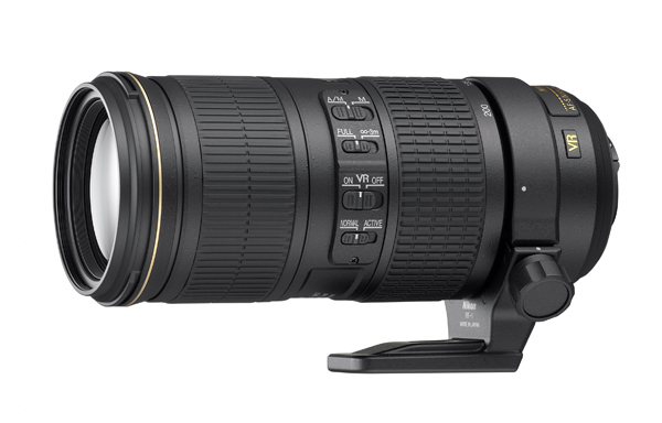 Nikon пополнила линейку объективов Nikon f/4 NIKKOR, выпустив менее дорогую версию 70-200 мм