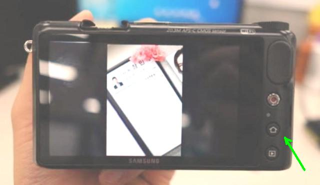 Фотокамера Samsung NX2000