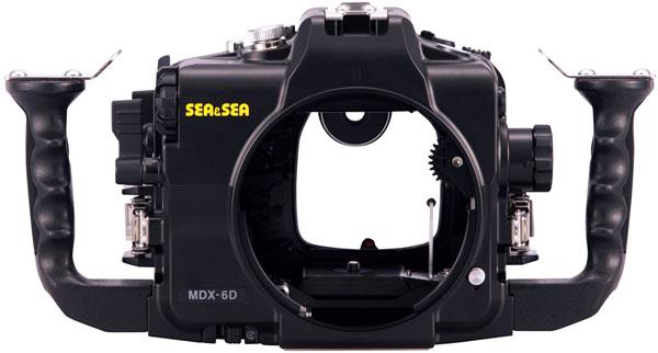 Компания Sea&Sea, добавила в свой ассортимент модель, рассчитанную на использование совместно с камерой Canon EOS 6D