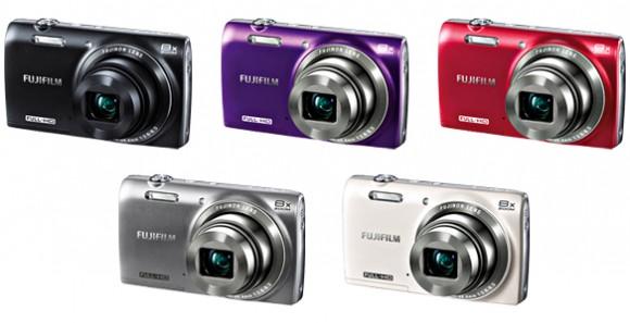 Компания Fujifilm представила новое пополнение в линейке компактных камер с продвинутым зумом JZ