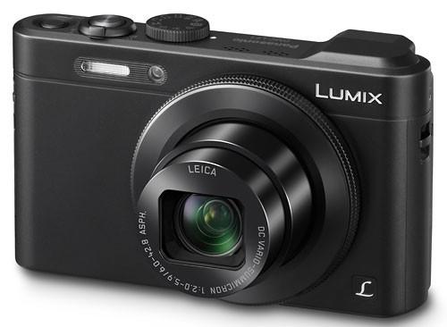 Компания Panasonic представила новый цифровой компактный фотоаппарат Lumix DMC-LF1