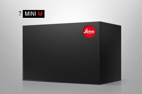 Намечена презентация новой фотокамеры под названием Mini M