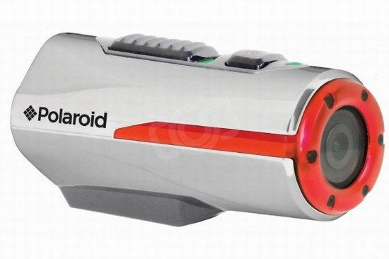 В России появилась новая видеокамера Polaroid XS80 в усиленном корпусе