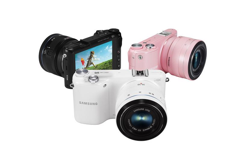 Компания Samsung Electronics представила новую модель в своей знаменитой NX-серии — камеру NX2000