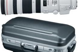 Компания Canon официально представила телеобъектив EF 200-400mm f/4L IS USM Extender 1.4x