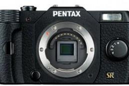 Первое изображение беззеркальной камеры Pentax Q7