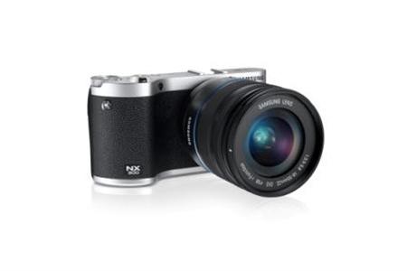 Samsung представила новый флагманский системный фотоаппарат NX300