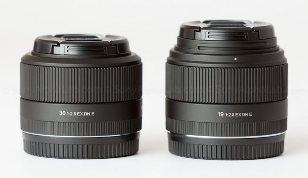 Объективы компании SIGMA SIGMA 30/2.8 EX DN и SIGMA 19/2.8 EX DN протестировали в использовании профессиональные фотографы