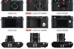 Leica Camera AG официально объявила о начале выпуска нового фотоаппарата Leica X Vario