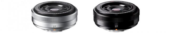 Fujifilm объявила о скором выпуске нового объектива Fujinon XF27mmF2.8 для компактных камер Fujifilm X-Pro1, Fujifilm X-E1 и Fujifilm X-M1