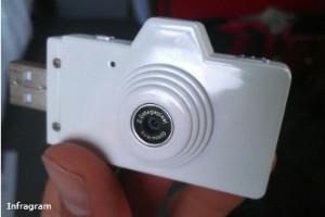 Американские разработчики представили концепт камеры Infragram, предназначенной для инфракрасной съёмки