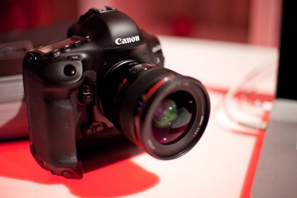 Canon тестирует очередную новинку