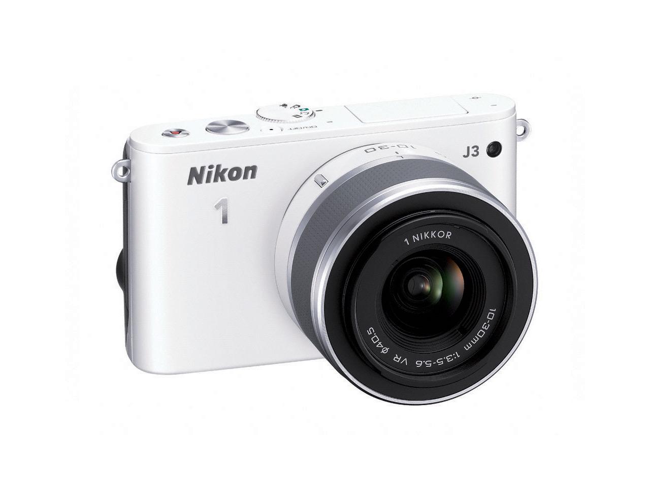 Системная фотокамера Nikon 1 J3