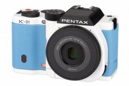 Компания Pentax анонсировала новую версию беззеркального фотоаппарата со сменной оптикой K-01