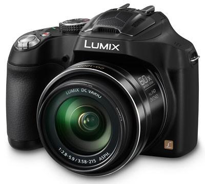 Компания Panasonic представила пополнение семейства цифровых фотоаппаратов Lumix серии FZ — фотокамеру DMC-FZ70