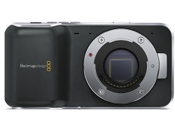 Pocket Cinema Camera и Production Camera 4K от Blackmagic скоро поступят в продажу