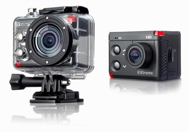 В России выпущена экстрим-видеокамера ISAW A3 Extreme