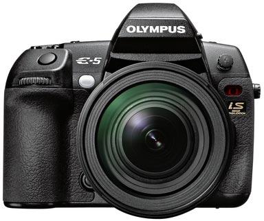 Спецификации камеры Olympus E-M1