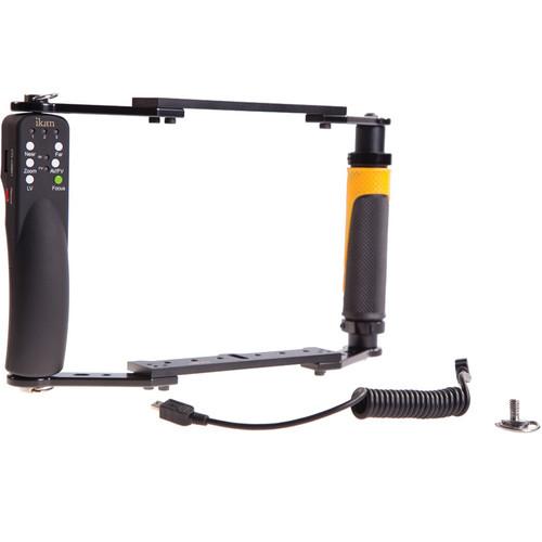 Компания ikan представила ручной риг с USB контролем