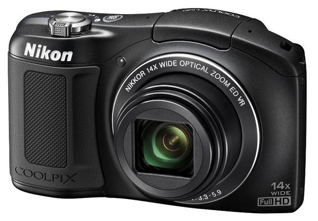 Nikon пополнила линейку компактных фотоаппаратов Coolpix моделью L620