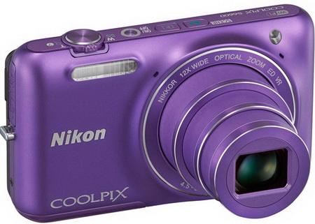 Nikon показала компактную цифровую фотокамеру модели S6600