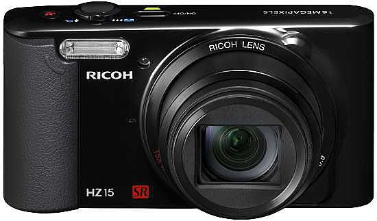 Ricoh HZ15 с 15-кратным оптическим зумом