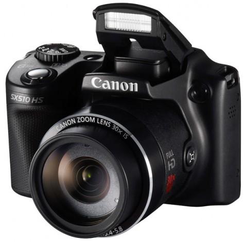 Canon PowerShot SX510 HS и PowerShot SX170 IS