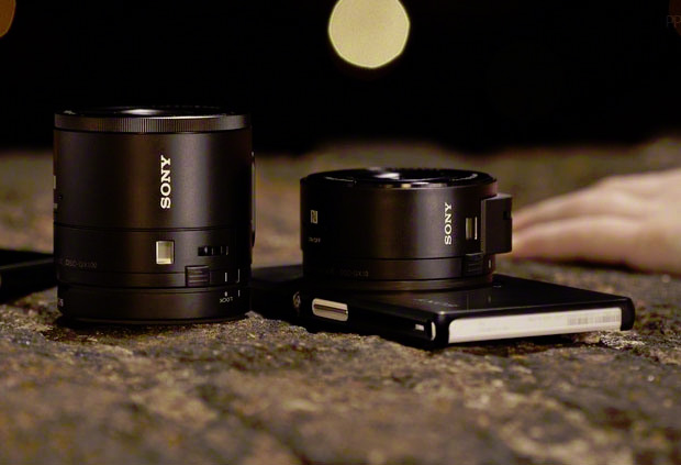 Накладные камеры Sony для iOS- и Android-смартфонов