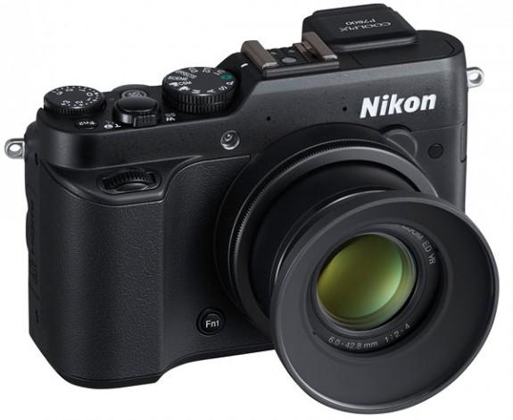 Универсальная камера Nikon Coolpix P7800