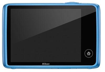 Камера Nikon Coolpix S02