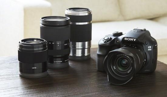 Новинки от Sony: ILC-3000, NEX-5Т, объектив 18 – 105 мм