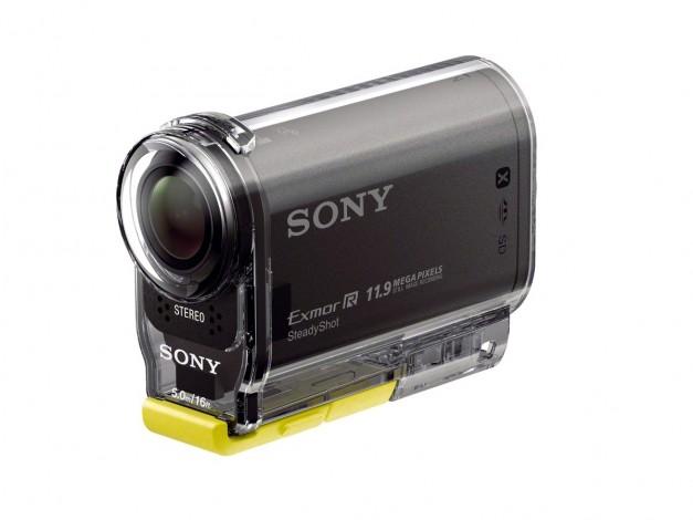 Sony представила экшн-камеру HDR-AS30V